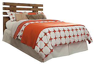 Cinrey Queen Slat Headboard, , large