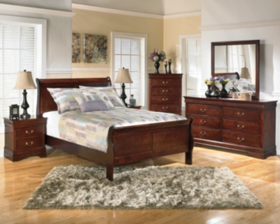 Alisdair Full Sleigh Bed Ashley Furniture Homestore