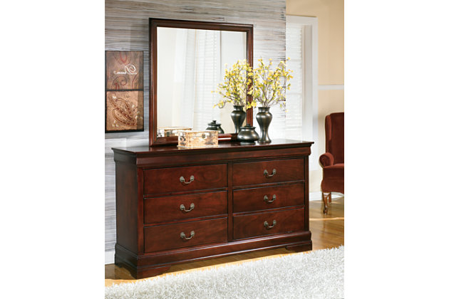 Alisdair Dresser and Mirror, , large