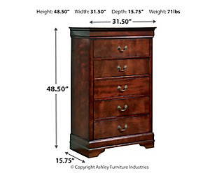 Alisdair Chest of Drawers, , large