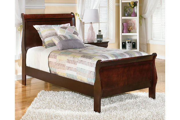 Purchase Alisdair Twin Sleigh Bed Product Photo