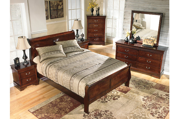Alisdair Queen Sleigh Bed | Ashley Furniture HomeStore