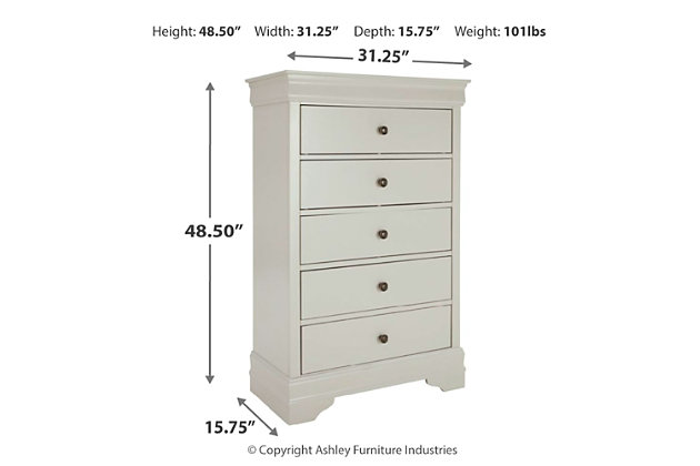 Jorstad Chest of Drawers, , large