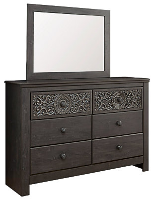 Paxberry Dresser and Mirror, , large
