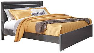 Steelson Panel Bed, , large