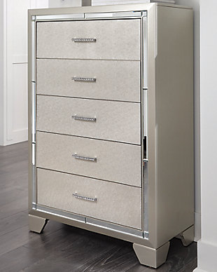 Lonnix Chest of Drawers, , rollover