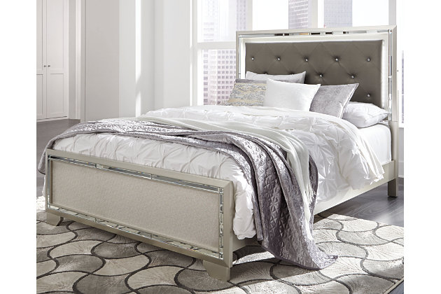 Lonnix Queen Panel Bed Ashley