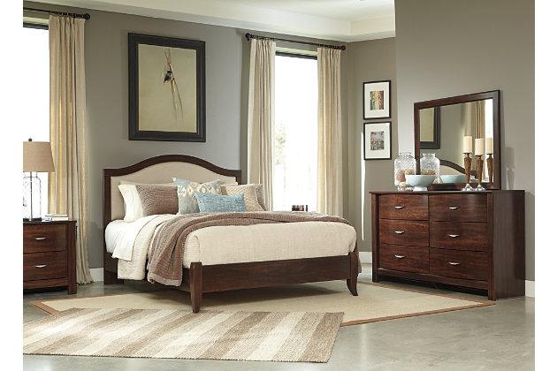 Longstanding Corraya Queen Panel Bed Product Photo