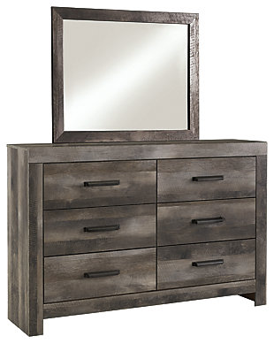 Wynnlow Dresser And Mirror