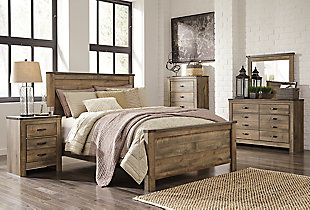 Trinell Nightstand, , large