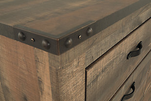 Trinell Dresser, , large
