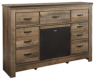 Trinell Dresser with Audio, , large
