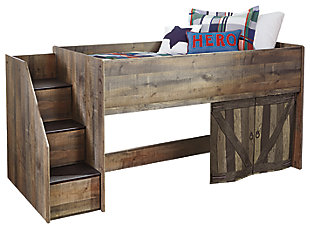 Trinell Twin Loft Bed, , large