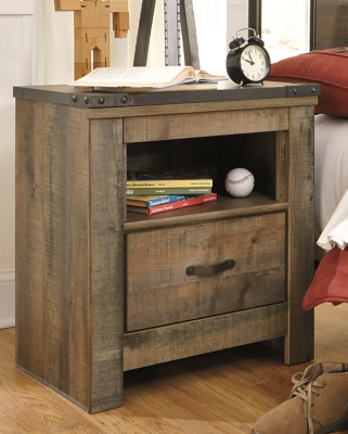 Trinell Nightstand Ashley Furniture Homestore