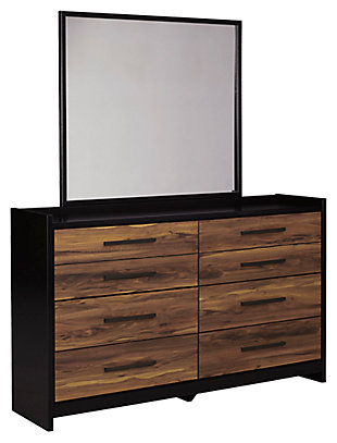 Stavani Dresser and Mirror, , large