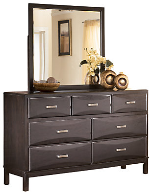 Kira Dresser and Mirror, , large