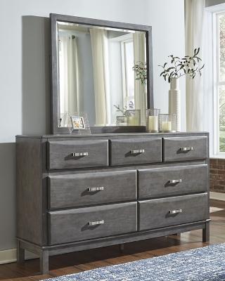 Caitbrook Dresser and Mirror, , large