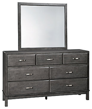 Caitbrook Dresser and Mirror, , large