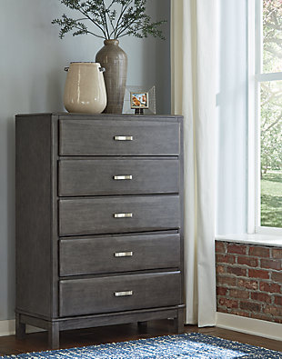 Caitbrook Chest of Drawers, , rollover