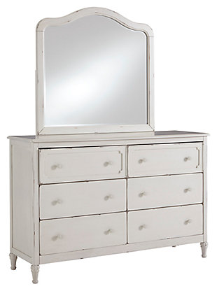 Faelene Dresser and Mirror, , large