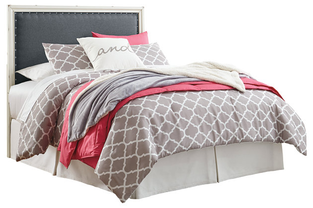 Faelene Twin Upholstered Headboard, , large