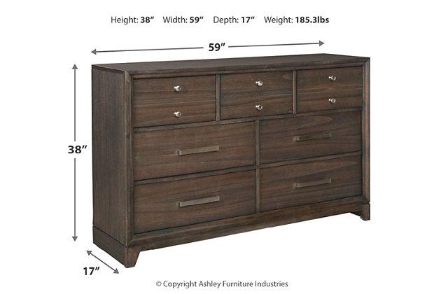 Brueban Dresser, , large