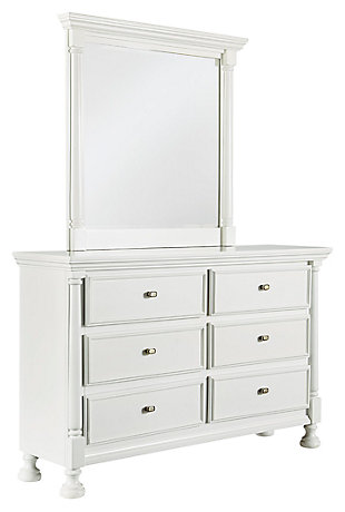Kaslyn Dresser and Mirror, , large
