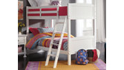 Kaslyn Twin over Twin Bunk Bed, , rollover