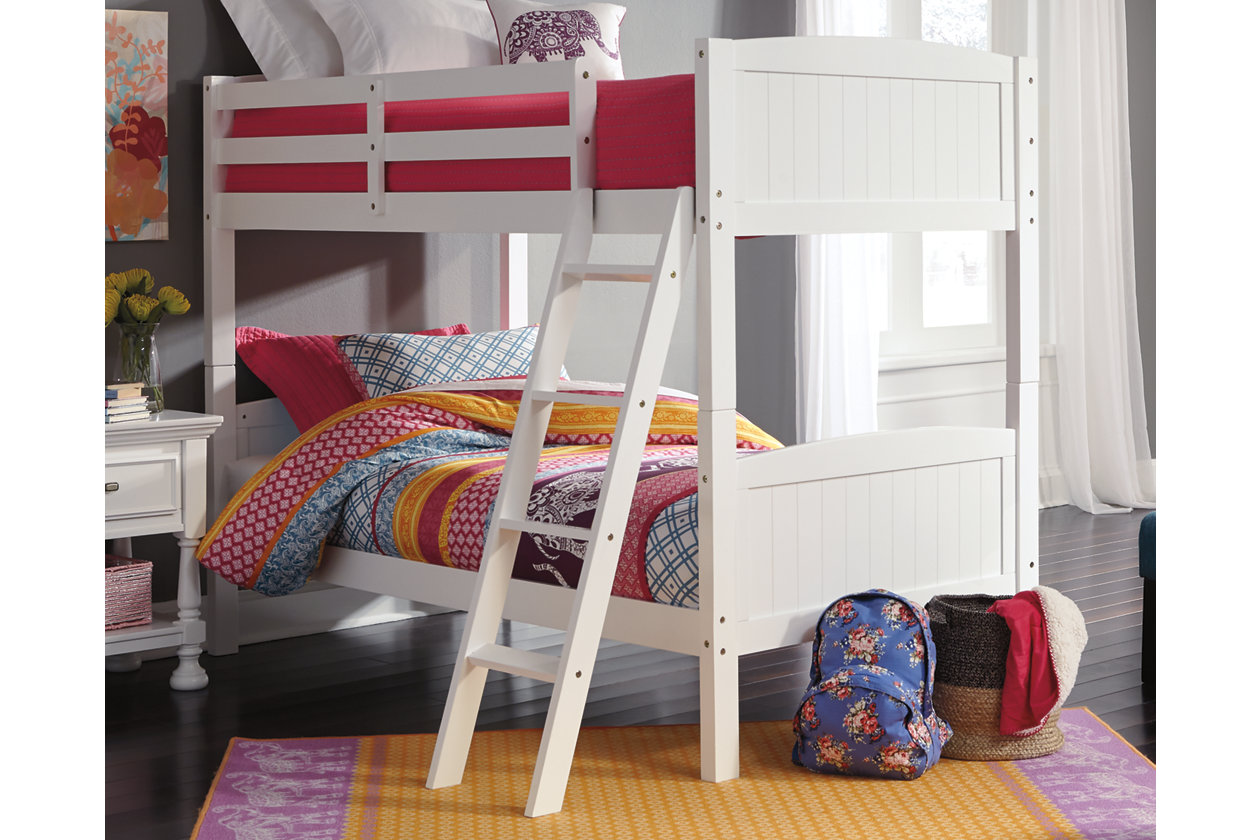 Kaslyn Twin Over Twin Bunk Bed Ashley Furniture Homestore