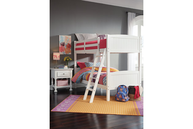 Kaslyn Twin over Twin Bunk Bed, , large