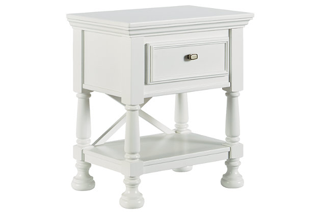 Kaslyn Nightstand, , large
