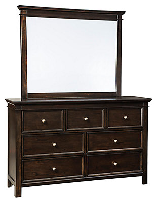 Alexee Dresser and Mirror, , large