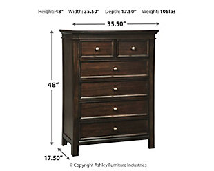 Alexee Chest of Drawers, , large