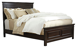 Alexee Panel Bed, , large