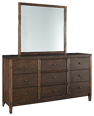 Kisper Dresser and Mirror, , large
