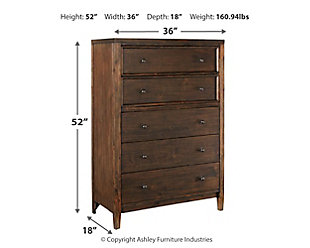 Kisper Chest of Drawers, , large