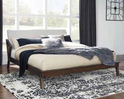 Picture of: Kisper Queen Platform Bed Ashley Furniture Homestore