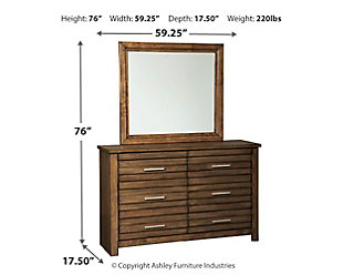 Morraly Dresser and Mirror, , large