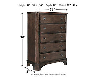 Adinton Chest of Drawers, , large