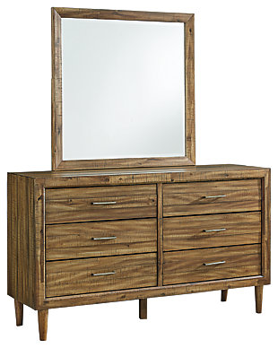 Broshtan Dresser and Mirror, , large