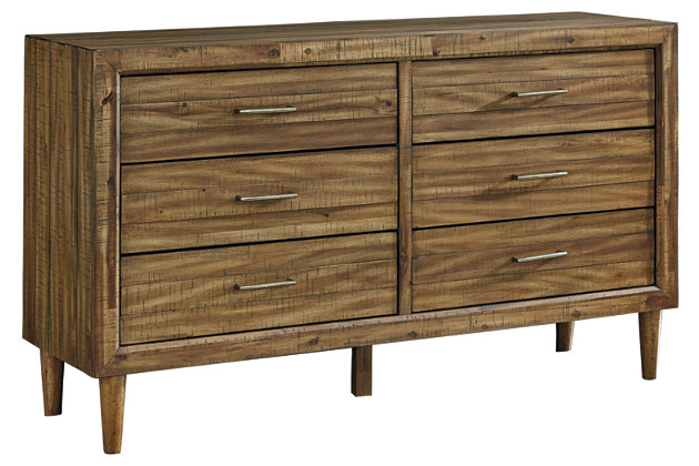 Broshtan Queen Panel Bed with Dresser, , large