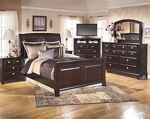 Ridgley Media Chest | Ashley Furniture HomeStore