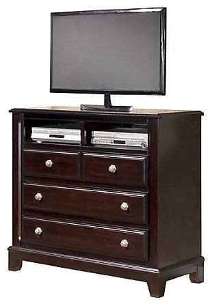Ridgley Media Chest, , large