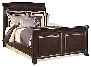 Ridgley Sleigh Bed, , large