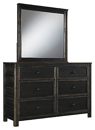 Jaysom Dresser And Mirror