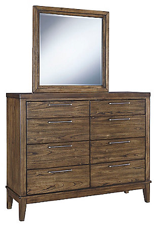 Zilmar Dresser and Mirror, , large