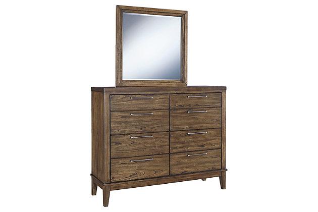 Zilmar Dresser and Mirror, , large