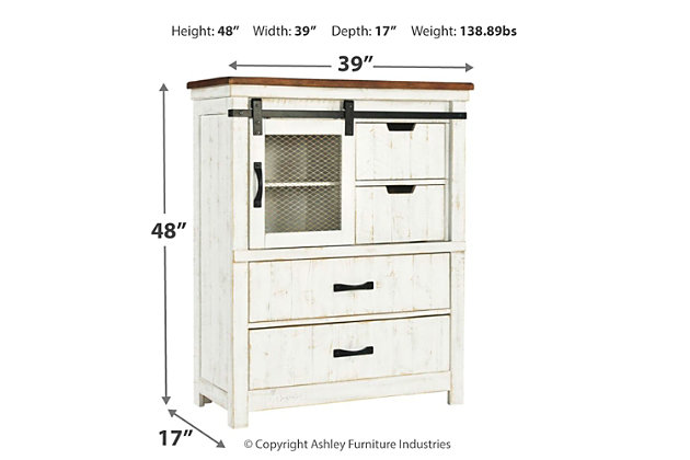 Wystfield Chest of Drawers, , large