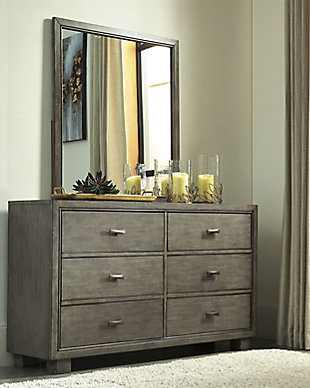 Arnett Dresser and Mirror, , rollover