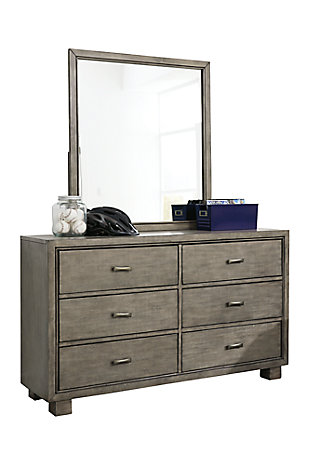 Arnett Dresser and Mirror, , large